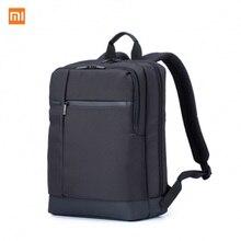 Мода оригинальный Xiaomi классические деловые рюкзаки большой емкости студент мешок Мужчины Женщины Путешествия Школа Офис ноутбук рюкзак Горячие