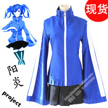 Actores mekakucity kagerou proyecto enomoto takane ene cosplay disfraces cosplay anime japonés disfraces dress suit (top + falda)