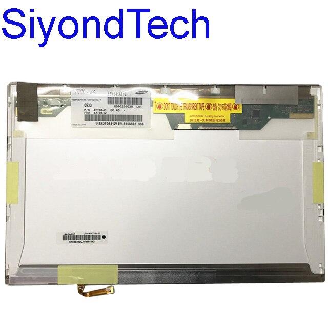 Grade A + LP141WX5 TLN1 LTN141AT12 écran lcd d'ordinateur portable de Panneau de Matrice Pour Lenovo G430 Y430 E43L SL400