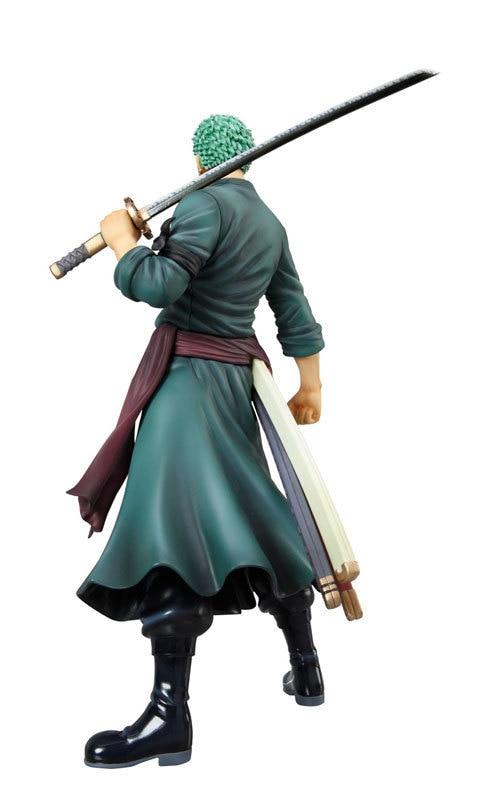 Anime One Piece Action Figure – Roronoa Zoro   23cm
