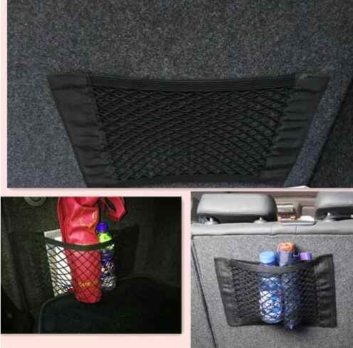 Bolsa de almacenamiento para maletero con diseño de coche, Red de maletero para Honda Airwave City ZX Edix FR-V Insight 2 Legend 3 4 accesorios coche