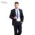 (Casacos + Calças) Ternos dos homens Blazer Slim Fit Tuxedo Marca de Moda Vestido de Noiva 2015 Nova Chegada Casaco Masculino Terno Masculino B066