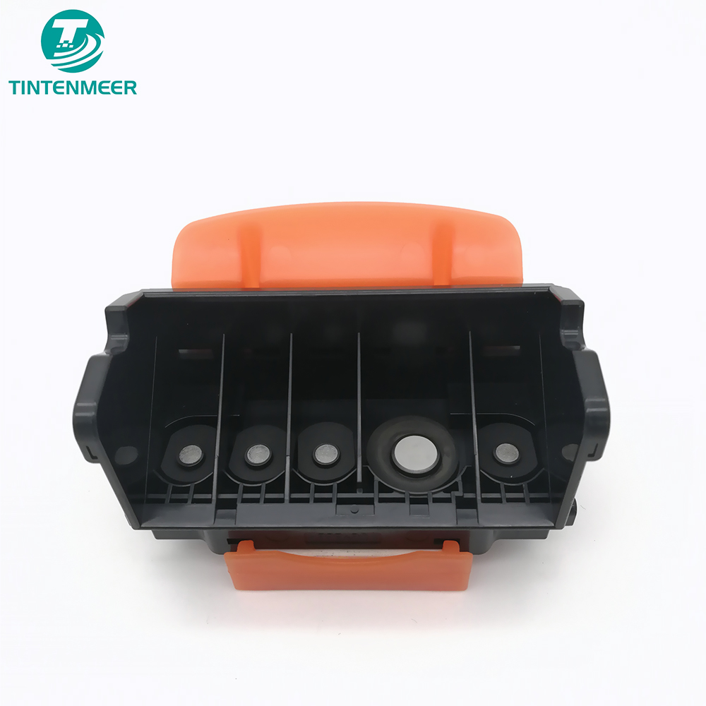 TINTENMEER print head ONLY BLACK COLOR CAN PRINT <font><b>qy6</b></font> <font><b>0080</b></font> Compatible for Canon iP4820 iP4850 iX6520 6550 MX715 MX885 printer image