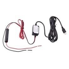Оригинальный проводной кабель для viofo A119 A119S A118 A118C2 A118C B40 автомобиль тире Камера DVR Hard wire комплект кабель предохранитель мини USB рекордер