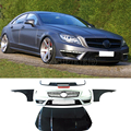 PP W218 CLS63 A styling auto body kit for benz,car body kits styling for CLS63 11-13
