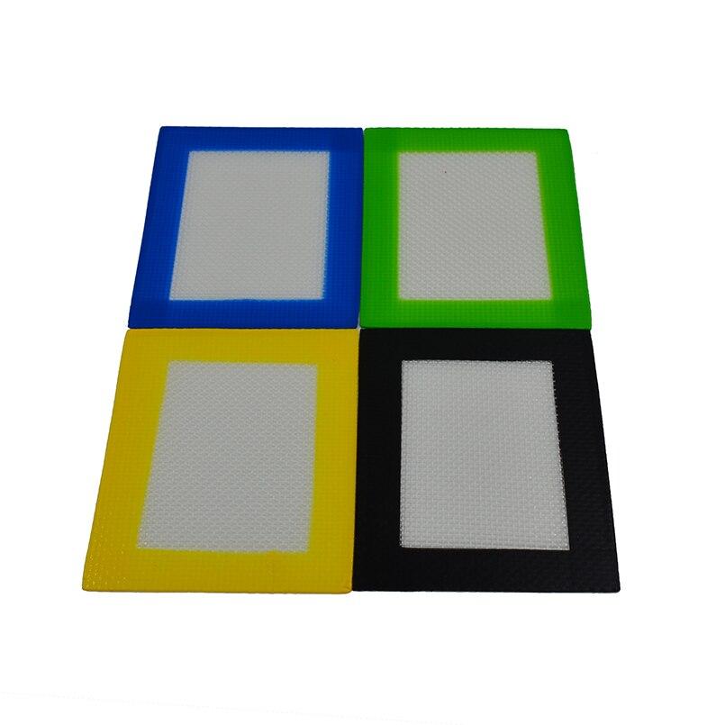 50pcs Fda Fiber Glass Non Stick Rubber Silicone Baking Dab