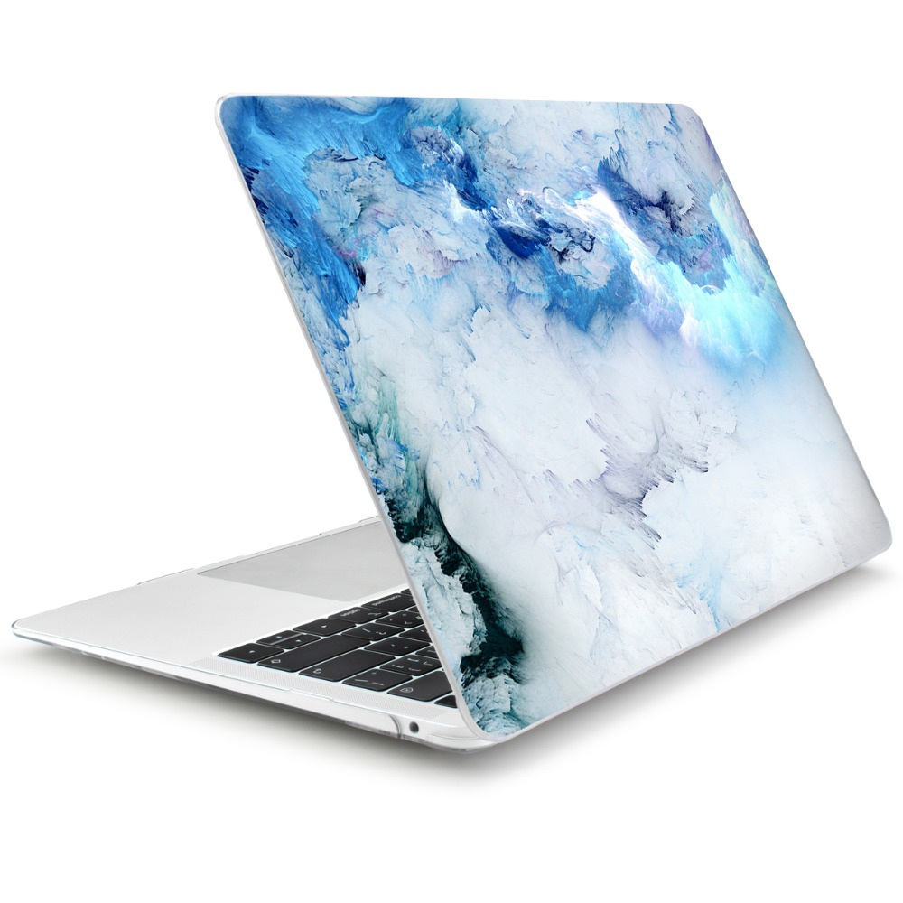 Marble Sky Case for MacBook 142
