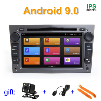 IPS screen Android 9 Car DVD Multimedia for Vauxhall Opel Astra H G J Vectra Antara Zafira Corsa Vivaro Meriva Veda