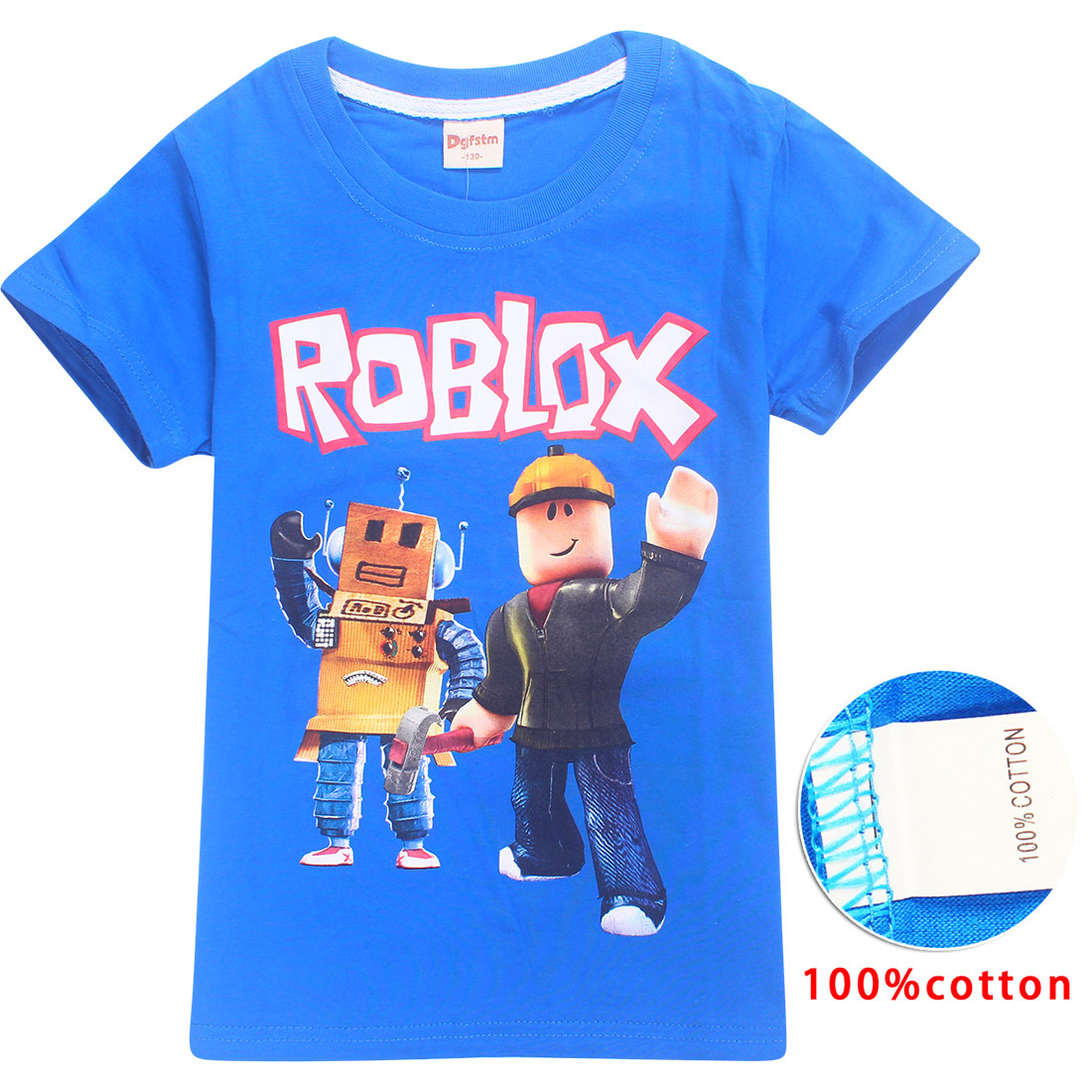 Children's Day Kids Boys T-shirt Girls Tops Tees Cartoon five nights at freddy's Tshirt Kids Clothes ROBLOX RED NOSE Day T Shirt женская футболка other 2015 3d loose batwing harajuku tshirt t a50