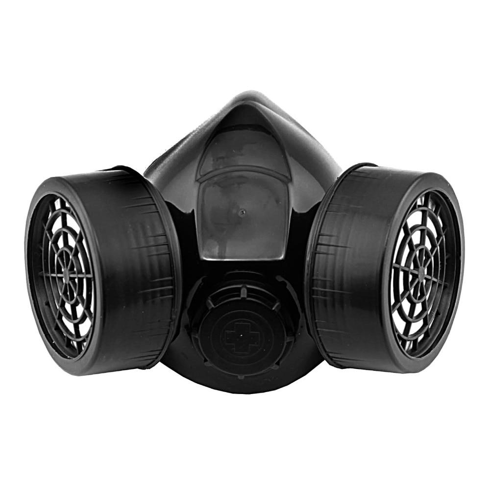 Steampunk Black Cyber Respirator Goth Rave Steam Punk Cos play Industrial Masks|Costume Accessories|   - AliExpress