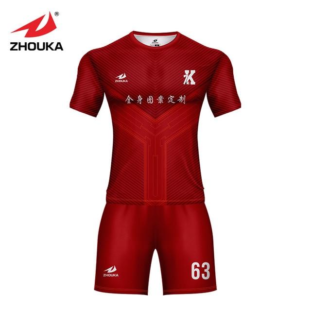 fa472e8c0 Free shipping football team logo wholesale t shirt 3d football jersey  thailand supplier football shirt maker soccer jersey