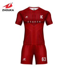 football team logo wholesale tshirt 3d jersey thailand supplier