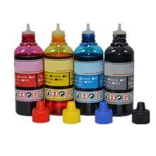 Набор для пополнения чернил для hp для CANON для LEXMARK для DELL ink black& cyan& magenta& yellow 4 цвета