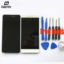 Продажа Hacrin Для Сяо mi 5S ЖК-дисплей Дисплей + Стекло Touch Панель новая сборка дигитайзер Экран Замена для 5,15 дюймов xiao mi 5S