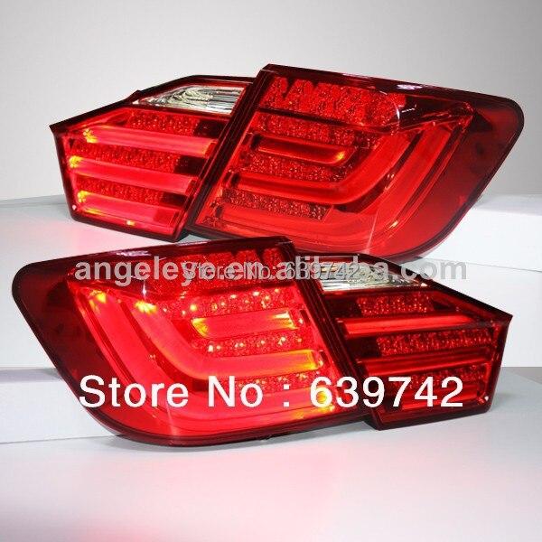 Za TOYOTA Camry Aurion LED zadnja svjetla zadnja svjetla za BMW Style - Svjetla automobila - Foto 1