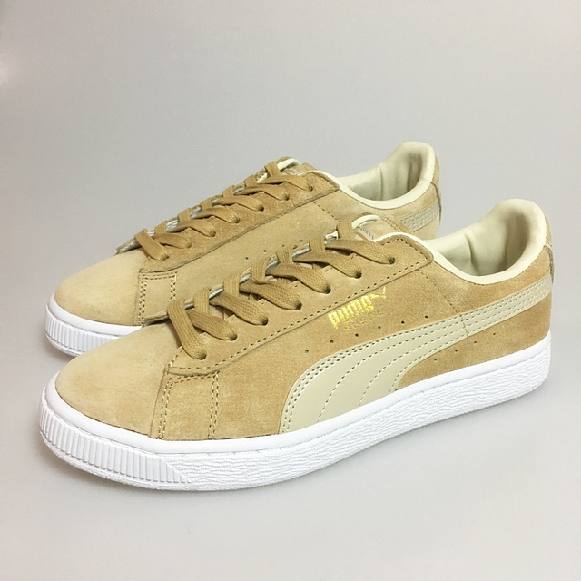 competitive price 7de04 cbf2d US $64.65 |New Arrival 2018 PUMA rihanna Suede Platform creeper Women's  shoes Breathable Sneakers Badminton Shoes size;35.5 39-in Badminton Shoes  from ...