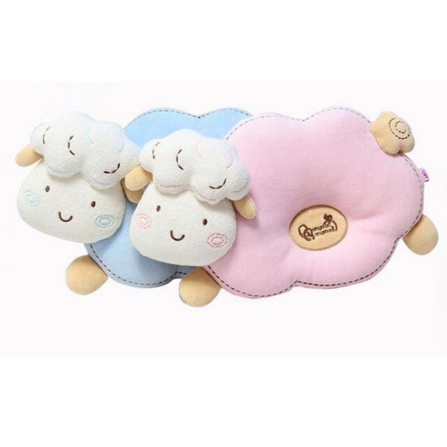 0-3 anos bebê Recém-nascido travesseiro Marca multifuncional proteção do pescoço do bebê jogo de cama travesseiro para dormir bebê dos desenhos animados Travesseiro