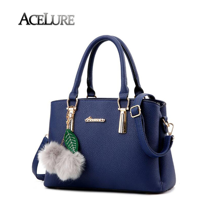 Women Messenger Bags New 2017 fashion Single Shoulder Bags For Ladies Sac A Main women Tote Bags Female Fur Top-Handle Bag