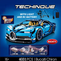 In stock 20086 Compatible Legoinglys Technic The Bugatti Chiron Racing Car 42083 Building Blocks Bricks toys gifts for Children