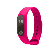 Sport bracelet smart wristband heart rate monitor bluetooth watch M2 waterproof for Android IOS pk Mi band 2