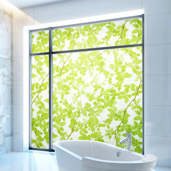 Hot Sale Glass Window Film Decorative Glass Door Stickers Privacy - Window stickers for home privacy
