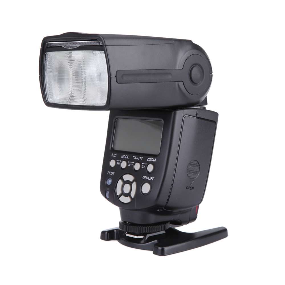 Image 5 - yongnuo YN560 iv YN560IV 2.4GHZ Wireless Flash Speedlite Transceiver Integrated for Canon Nikon Olympus Pentax Sony Camera-in Flashes from Consumer Electronics