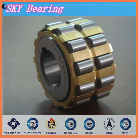 HISX double row reducer bearing 80752906K hisx single row cylindrical roller bearing rn307