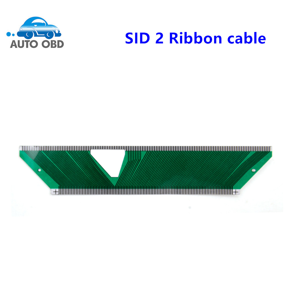 Saab Display Wiring Library Ribbon Cable Schematic High Quality Sid 2 Replacement For 9 3 And 5 Models Sid2