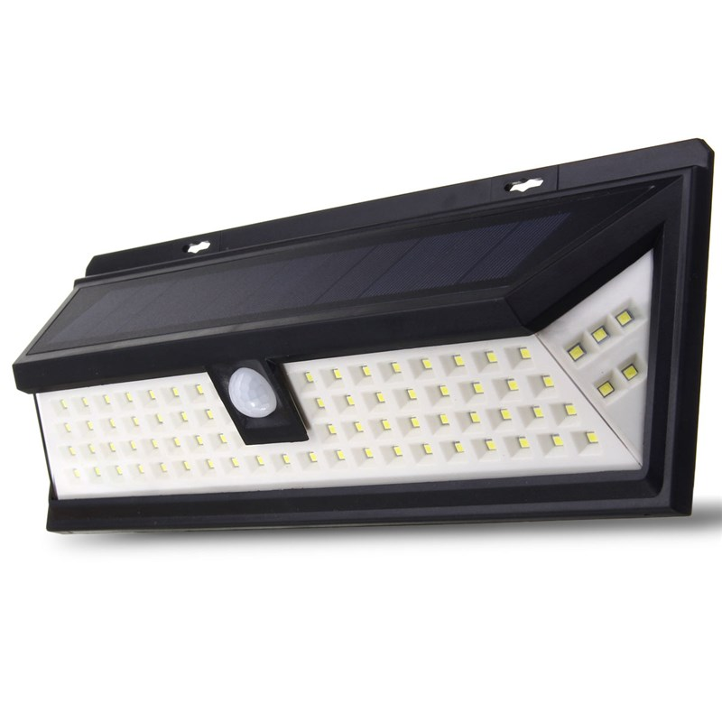 Waterproof 80 led solar light outdoor led garden light pir motion waterproof 80 led solar light outdoor led garden light pir motion sensor solar powered security wall emergency lamp in solar lamps from lights lighting on aloadofball Gallery