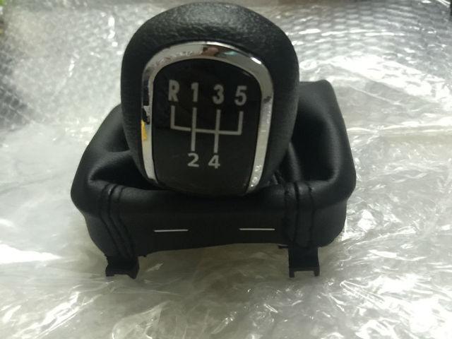 FAT For Skoda SKODA SUPERB MK2 II 2 New 5 Speed Car Manual Gear Shift Knob