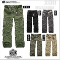 5 Цвета 9 Размеры брюки-карго военные брюки army green army брюки мульти карман брюки