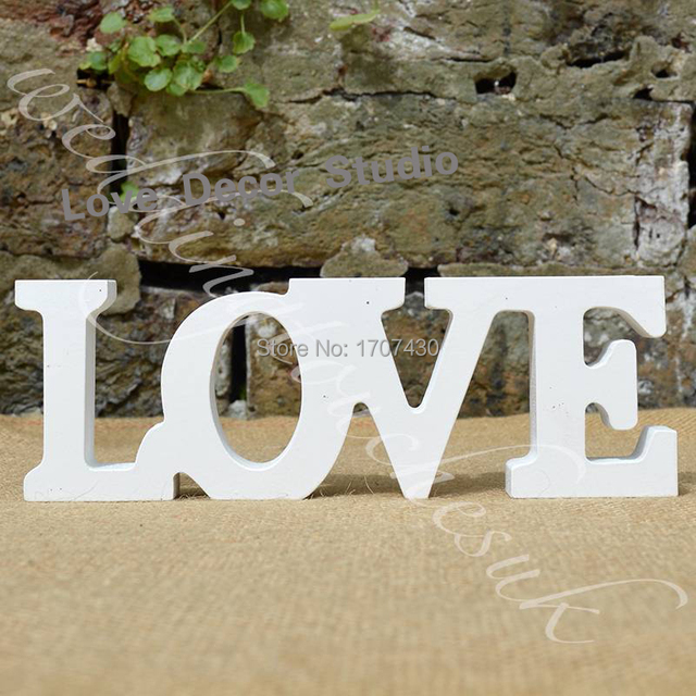 This Is A Great Gift Free Shipping Wedding Decoration Letters Props Wooden