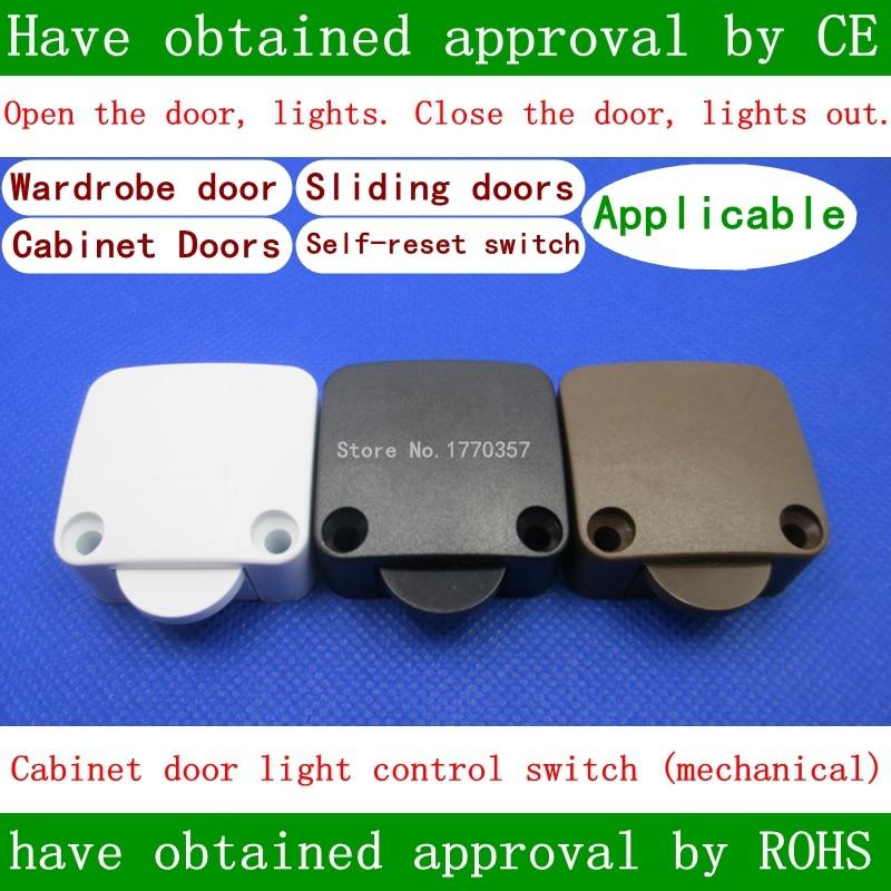 Comparer les prix sur cupboard door switch online for Interrupteur porte coulissante