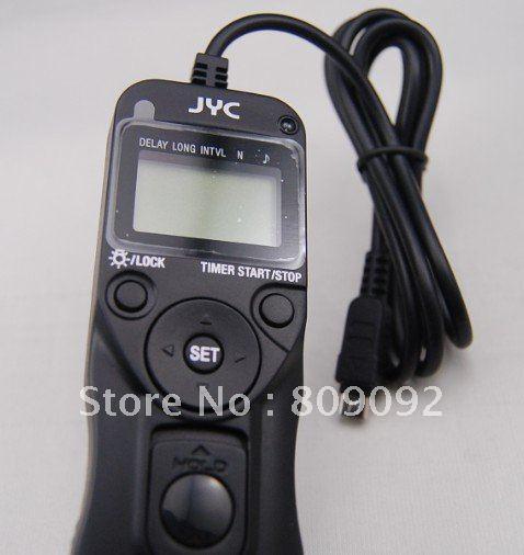 JYC MC-E2 Digit טיימר שלט רחוק עבור אולימפוס - מצלמה ותצלום