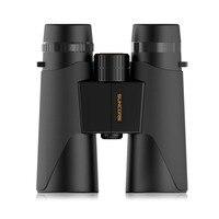 LESHP 12X42 Zoom HD Binocular Telescope BAK4 Prism Non infrared Night Vision Spotting Scope Waterproof Outdoor Telescope