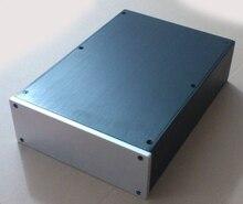 JC2208 Aluminum enclosure Preamp chassis Power amplifier case/box size 215*80*308mm