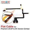 Uso De Alambre Plano Cable Plano Reparación para DJI Phantom cardán 3 Profesional Avanzado 4 K Cardán 3A/3 P/4 K Versión de Piezas