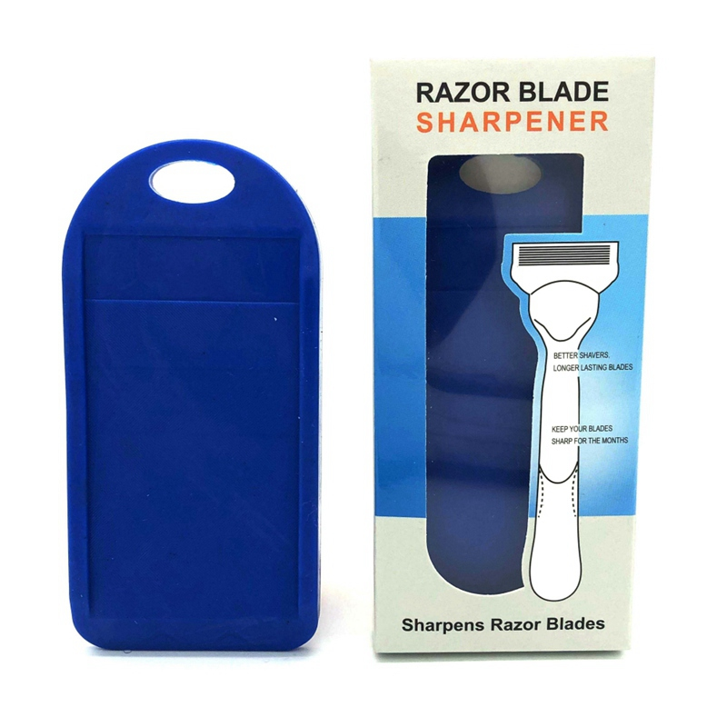 2019 Hot!! Portable Rubber Razor Blade Sharpener Shaver Sharpener Knife Sharpener Shaver Cleaner Gift For Men Women