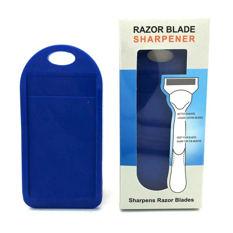 2019 Hot!! Portable Rubber Razor Blade Sharpener Shaver Sharpener Knife Sharpener Shaver Cleaner Gift For Men Women