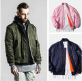Men Bomber Jacket Winter Mens MA1 Jacket Coats KANYE WEST  Jackets Suit Parkas Mens Hip Hop Streetwear Jacket Coats