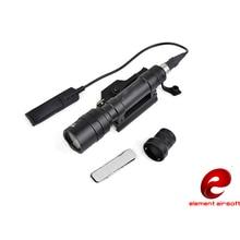 Elemento Sf M620u Scoutlight Led Versão Completa (500lm) Ao Ar Livre Iluminação Brilho Tático Lanterna Ex357 Acessórios