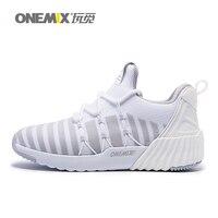 ONEMIX Warm Winter Outdoor Sport Sneakers Unisex Running Shoes Thicken Women Tranier Shoes Top Tranier Shoes Men Jogging Shoes
