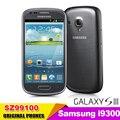Оригинальный Мобильный телефон Samsung Galaxy S3 i9300 9305 Quad Core 8MP Камера NFC 4.8 ''GPS Wifi 3 Г 4 Г Разблокированный Телефон