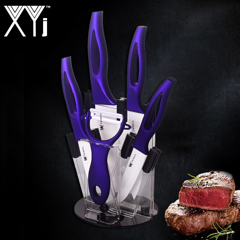 3, 4, 5, 6 inčni keramični set nožev + držalo noža + lupilnik za - Kuhinja, jedilnica in bar