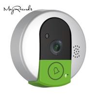 Doorcam C95 IP Door Camera Eye HD 720P Wireless Doorbell WiFi Via Android Phone Control Video
