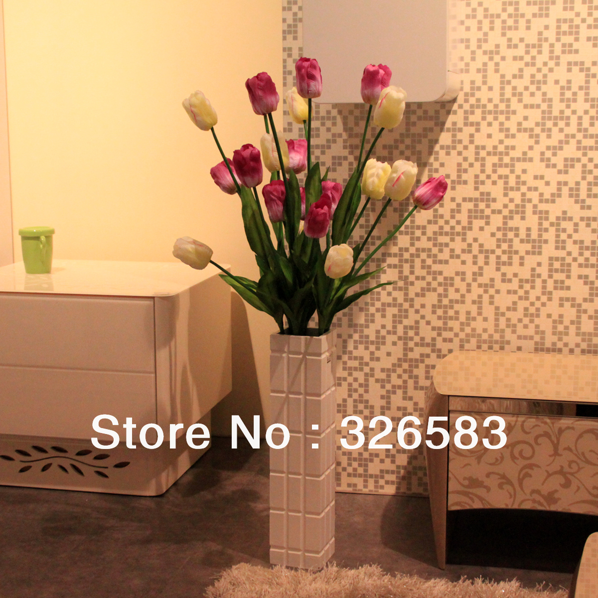 online buy wholesale modern artificial flowers from china modern, Beautiful flower