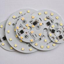 Высококачественный светодиодный модуль 3 Вт 5 Вт 7 Вт 9 Вт 12 Вт 15 Вт 18 Вт светильник без драйвера для светодиодный светильник