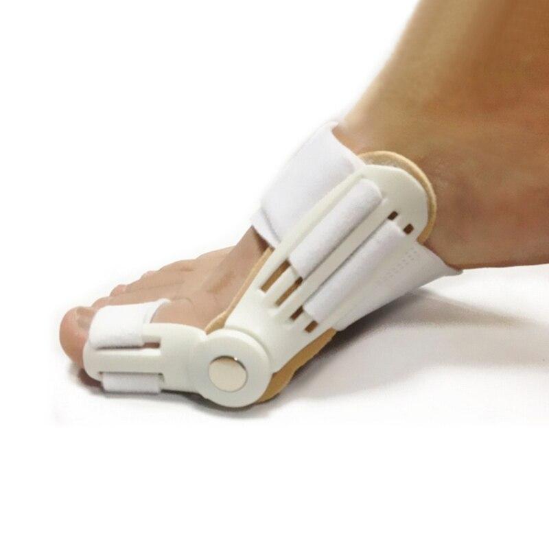 1 шт. Ног Уход За Ногами Большой Палец Большой Палец Пальцы Сепаратор Вальгусной Выпрямитель Пальцы Поддержку