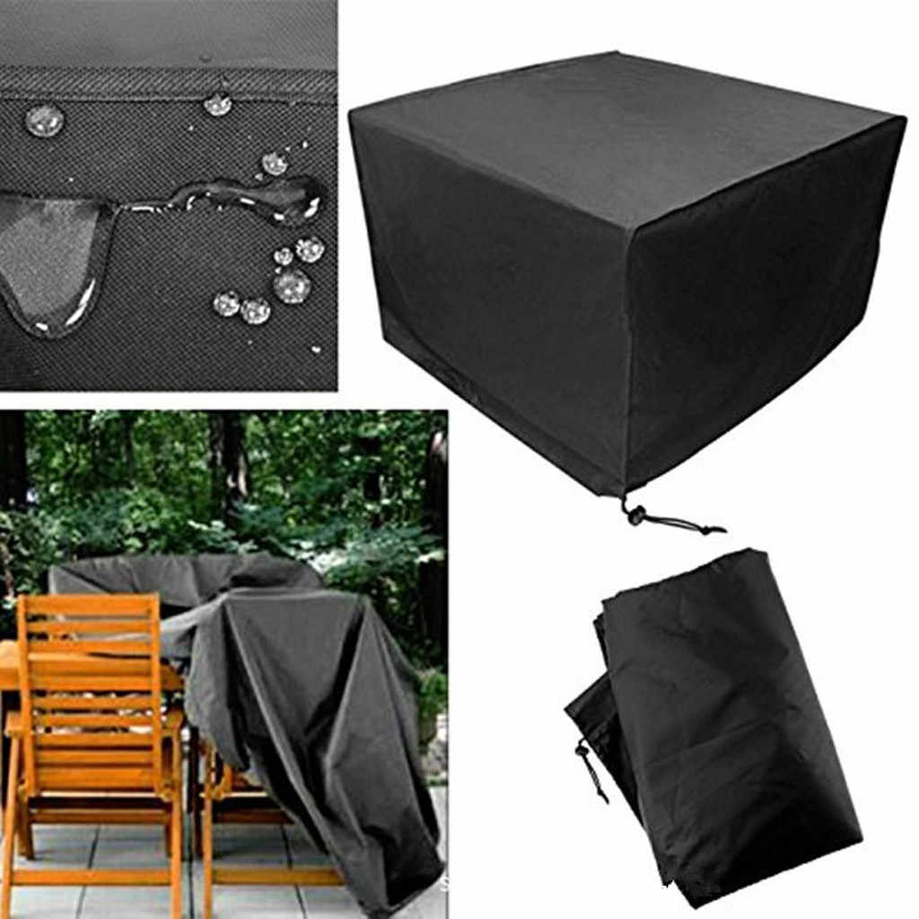 patio table chair cover durable oxford outdoor furniture winter storage protection garden waterproof tarpaulin supplies