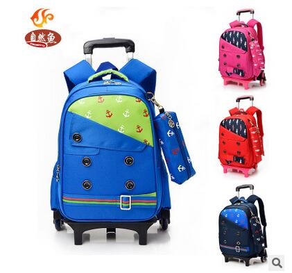 Popular Kids Wheeled Backpack-Buy Cheap Kids Wheeled Backpack lots ...